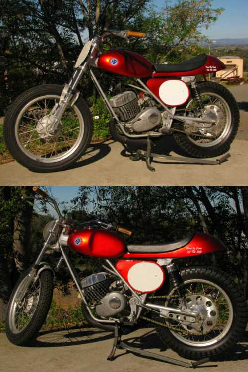 1969 Other Makes AJS Stormer Red for sale craigslist