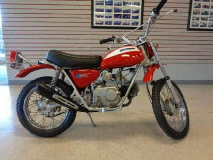 1971 Honda SL70 Red for sale craigslist
