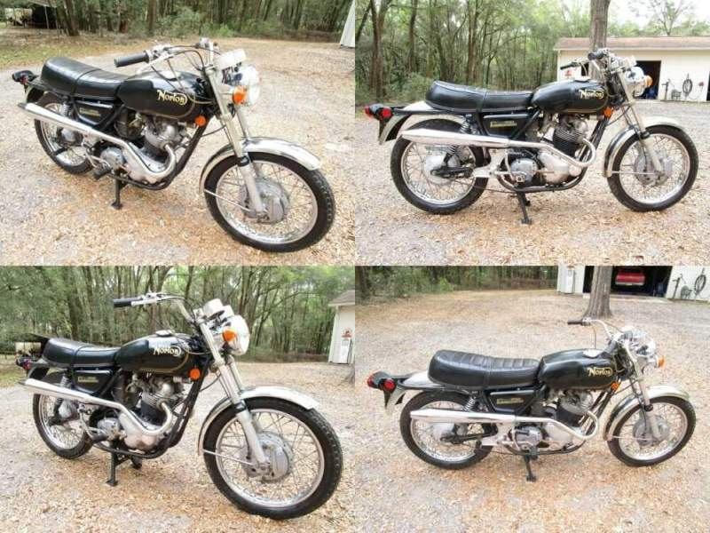 1971 Norton Commando 750 for sale