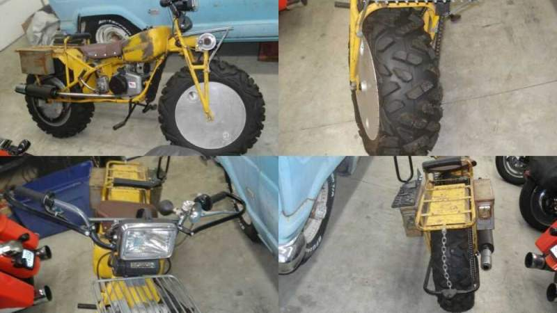 1971 Other Makes Trailbreaker for sale craigslist