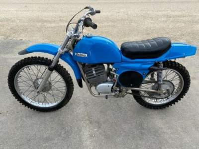 1972 Other Makes Rickman Zundapp Blue for sale craigslist