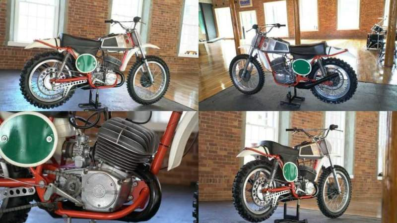 1974 Other Makes CZ250 Motocross Chrome for sale