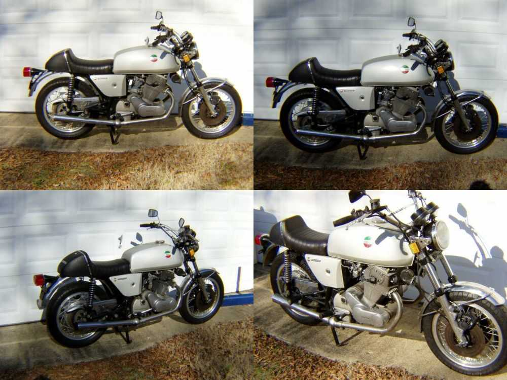 1974 Other Makes Laverda SF2 Silver for sale craigslist