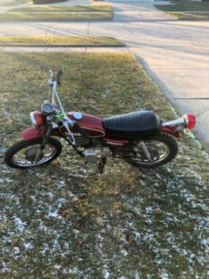 1974 Yamaha Other for sale craigslist