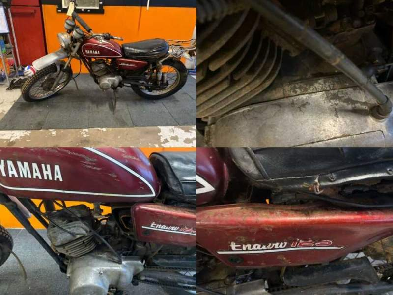 1974 Yamaha Other Red for sale craigslist