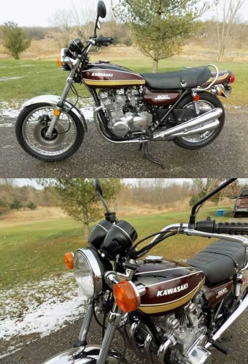 1975 Kawasaki Other Red for sale craigslist