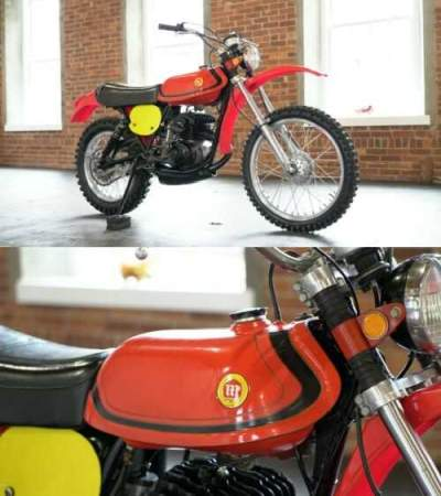 1975 Other Makes 250 Enduro Red for sale craigslist