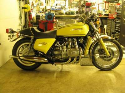 1976 Honda GL1000 Yellow for sale