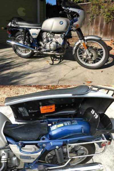 1979 BMW R-Series Gray for sale craigslist