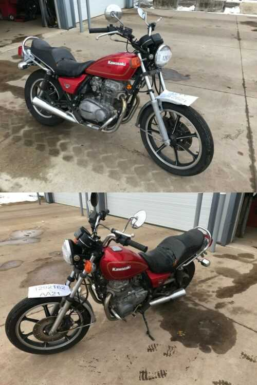 1980 Kawasaki Other Red for sale craigslist