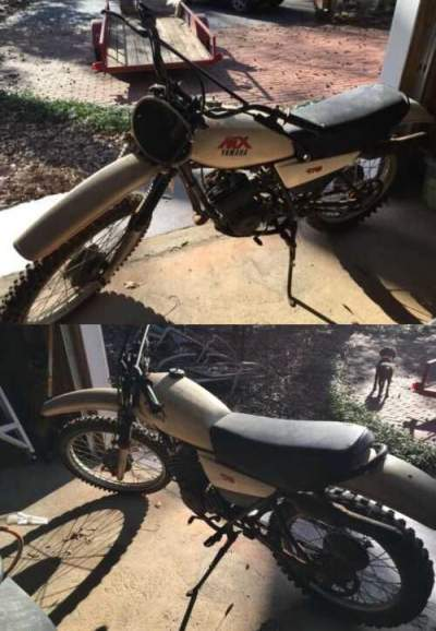 1981 Yamaha Other for sale craigslist