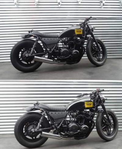 1982 Custom Built Motorcycles Cafe Racer Black for sale craigslist