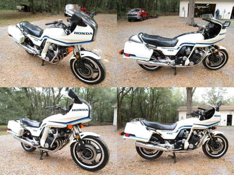 1982 Honda CBX for sale
