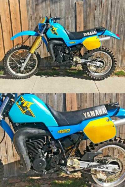 1983 Yamaha IT 490 for sale