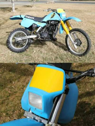 1983 Yamaha IT490 Blue for sale
