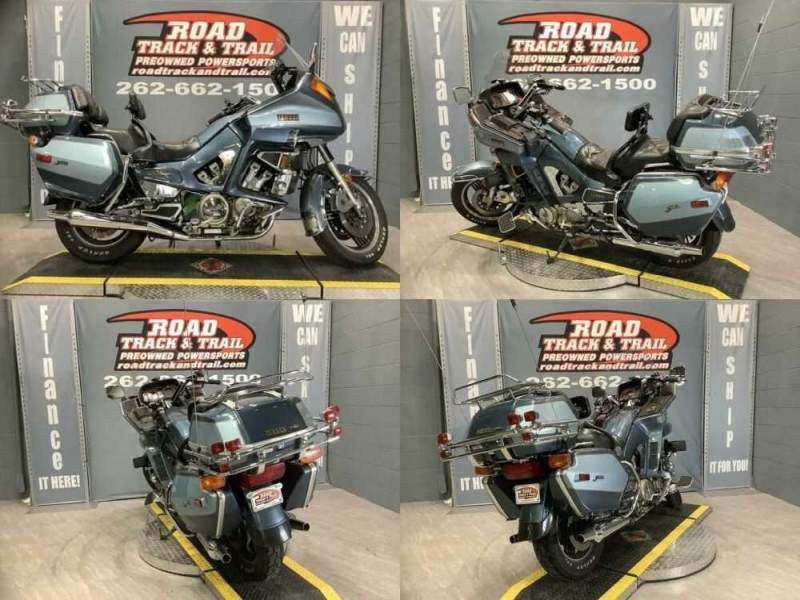 1983 Yamaha Venture Blue for sale craigslist