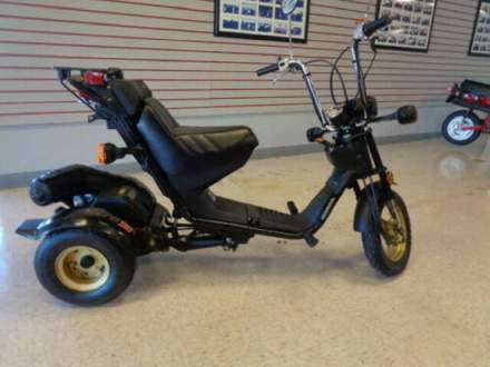 1985 Honda Gyro S Black for sale craigslist