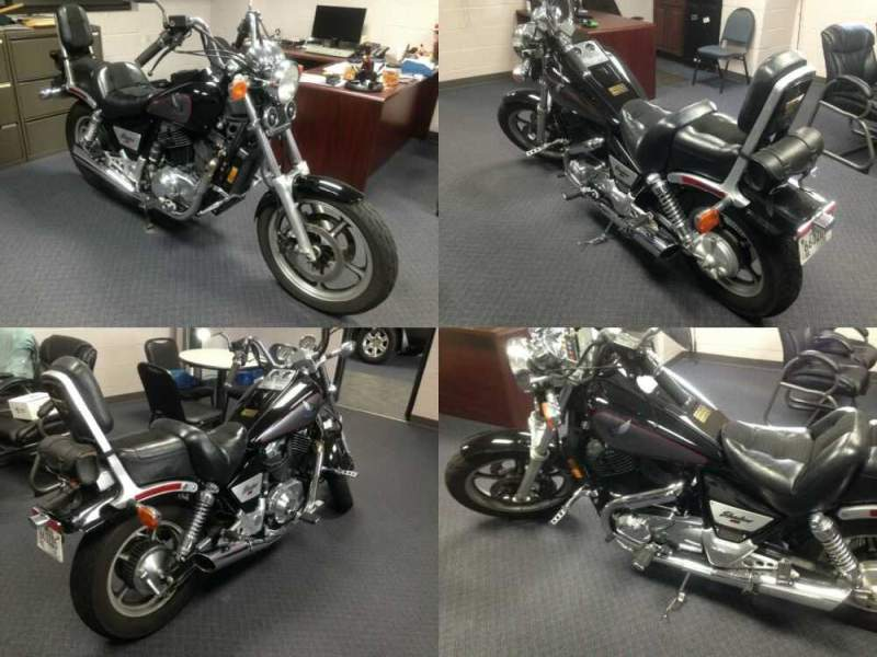 1986 Honda Shadow for sale