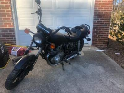 1988 Suzuki GS Black for sale craigslist
