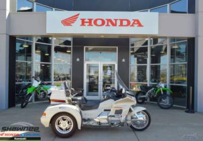 1992 Honda GL1500 Interstate Champion Trike White for sale