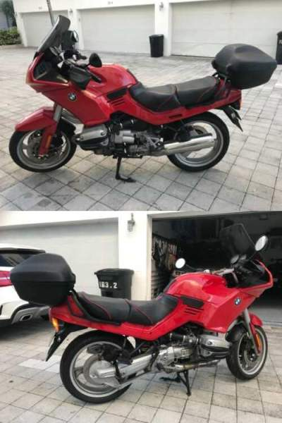 1994 BMW R-Series Red for sale