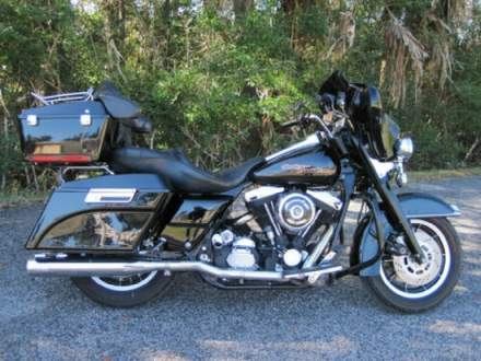 1994 Harley-Davidson Touring Black for sale craigslist