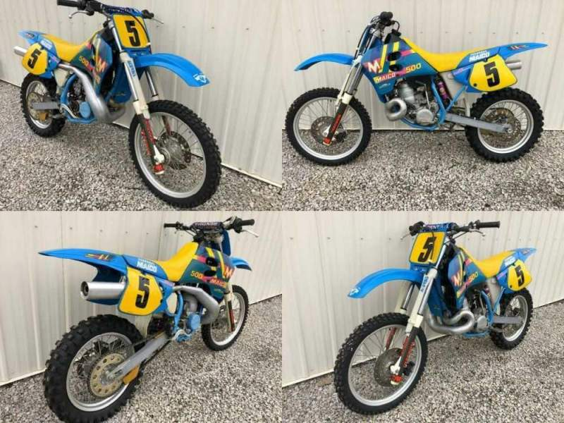 1994 Other Makes Maico Blue for sale craigslist
