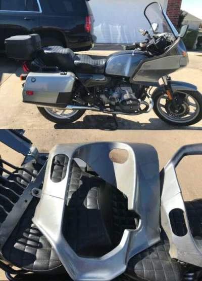 1995 BMW R-Series Gray for sale craigslist