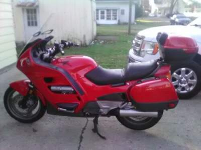 1997 Honda ST1100 Red for sale