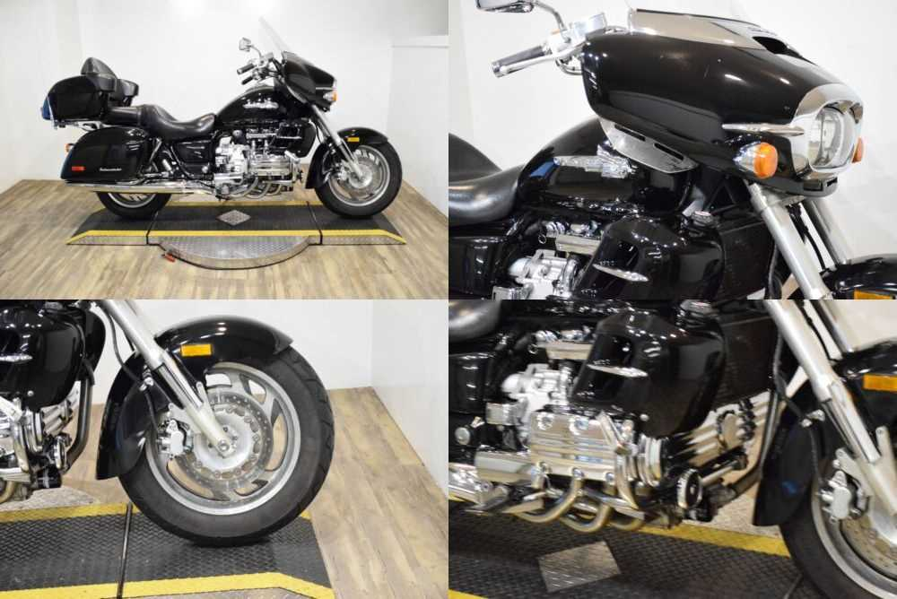 1999 Honda VALKYRIE INTERSTATE Black for sale