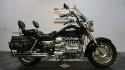 1999 Honda Valkyrie NICE UPGRADES!!! Black for sale craigslist