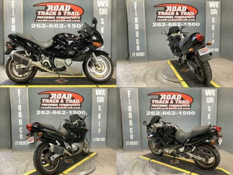 1999 Suzuki GSX / Katana Black for sale