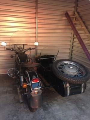 1999 Ural Tourist Black for sale craigslist