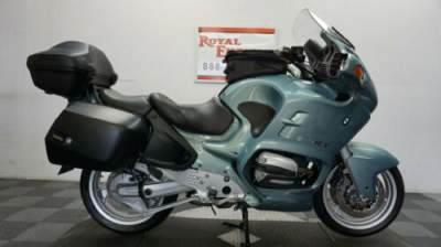 2000 BMW R-Series 1-OWNER VERY NICE!!! Blue for sale