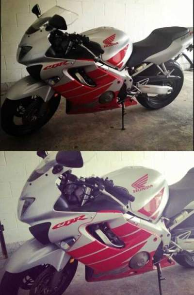 2000 Honda CBR for sale