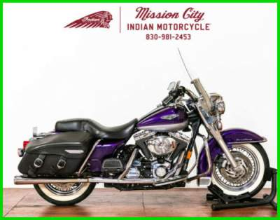 2001 Harley-Davidson FLHRC - Road King Classic Concorde Purple/Diamond Ice for sale