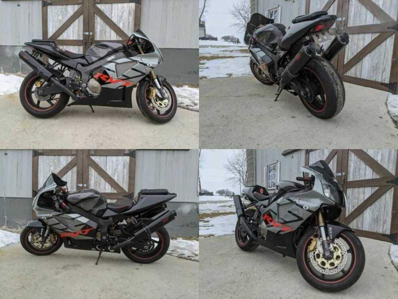 2001 Honda RC51 Black for sale