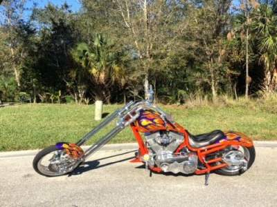 2002 Bourget Python Kandy Tangerine for sale