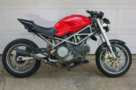 2003 Ducati Monster Red for sale