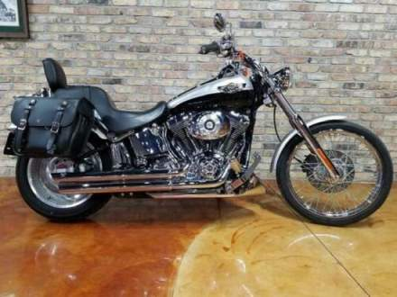 2003 Harley-Davidson Softail FXSTDI - Softail Deuce Injection Black for sale