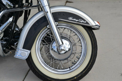 2003 Harley-Davidson Softail Heritage Softail Silver for sale craigslist