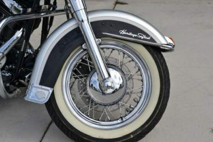 2003 Harley-Davidson Softail Heritage Softail Silver for sale