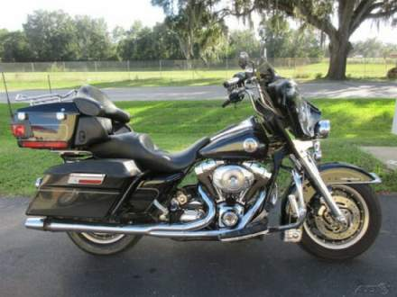 2004 Harley-Davidson Touring Electra Glide® Ultra Classic® Black for sale