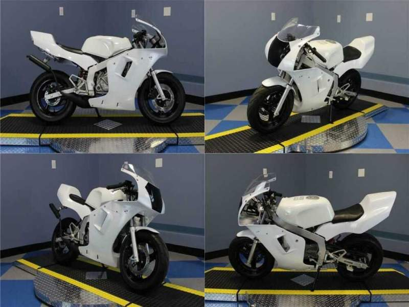 2004 Honda RS50 NSR50R NOS. (new old White for sale craigslist
