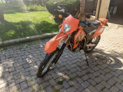 2004 KTM SX Orange for sale craigslist