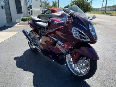 2004 Suzuki GSX-R Burgundy for sale