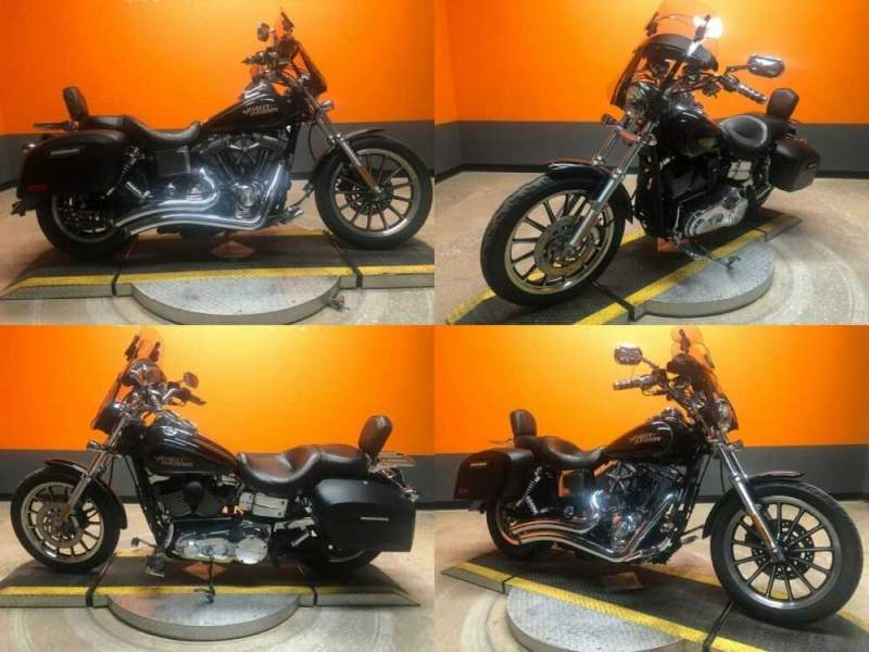 2005 Harley-Davidson Dyna Black for sale craigslist