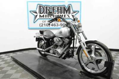 2005 Harley-Davidson FXSTI - Softail Standard Managers Special Silver for sale craigslist