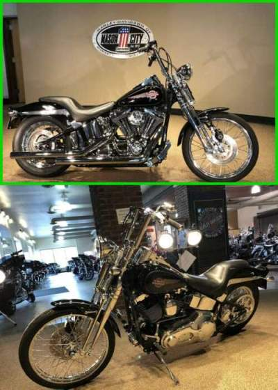 2005 Harley-Davidson Softail Springer® Softail® Vivid Black for sale