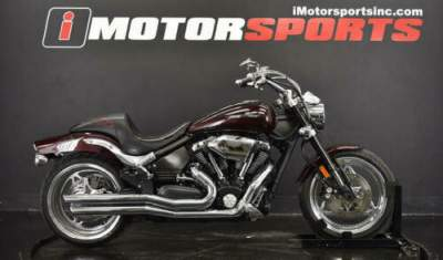 2005 Yamaha Road Star Warrior Burgundy for sale craigslist